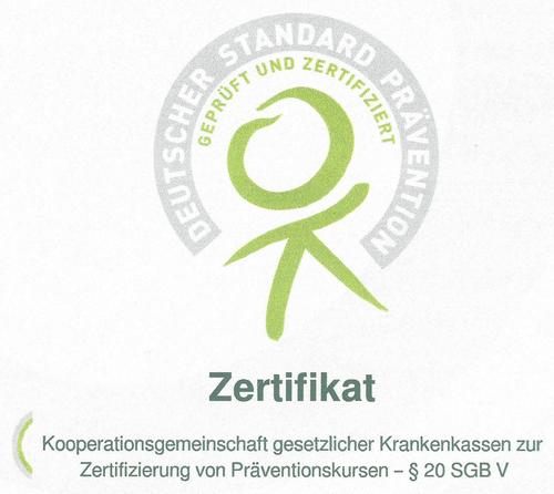 Zertifiziertes Kursangebot